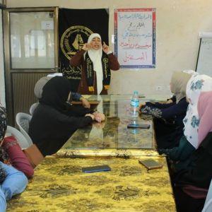 الرابطة الإسلامية تطلق مخيمات (رياحين المستقبل) في قطاع غزة