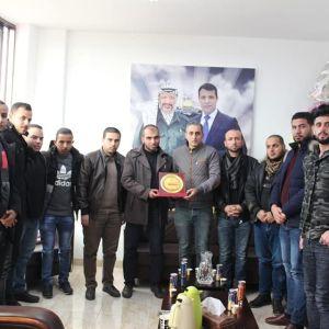 الرابطة الإسلامية تطلق حملة زيارات تنسيقية بالوسطى.