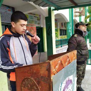 الرابطة الإسلامية تنظم إذاعات مدرسية بغزة