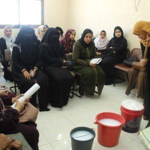 الرابطة الإسلامية تطلق دورة تدريبية برفح