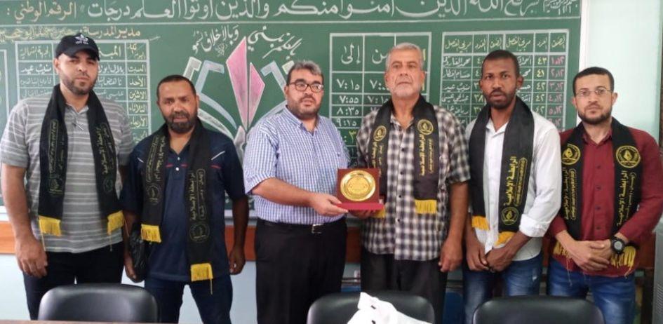 الرابطة الإسلامية تنظم سلسلة زيارات لمدارس الوسطى