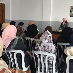 الرابطة الإسلامية تعقد لقاء تدريبي بالوسطى