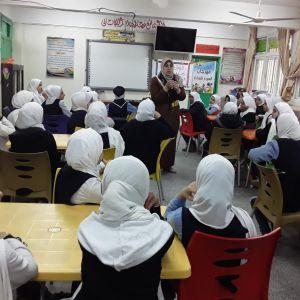 الرابطة الإسلامية تطلق حملة الابتزاز الإلكتروني في مدارس غزة
