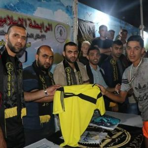 الرابطة الإسلامية تنظم دوري سباحة لطلاب المرحلة الإعدادية والثانوية شمال غزة