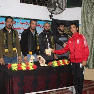 الرابطة الإسلامية تنظم لقاء سياسي في غزة