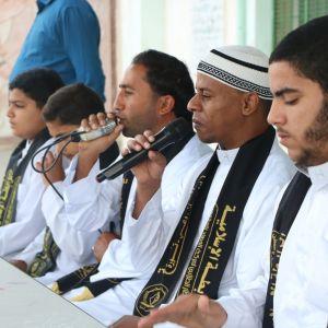الرابطة الإسلامية تُحيي ذكرى المولد النبوي شمال غزة.