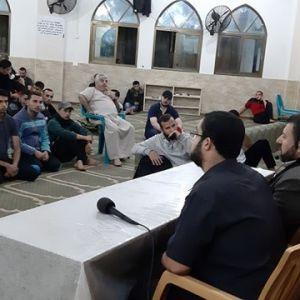 الرابطة الِإسلامية تُحيي ذكرى الشهيد هاني عابد شمال غزة