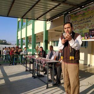 الرابطة الإسلامية تنظم احتفال تكريم لدوري كرة قدم في خانيونس