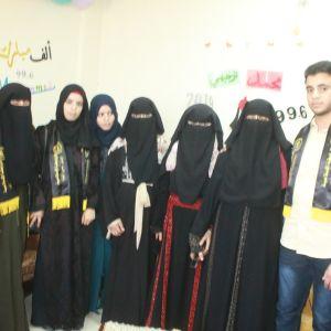 الرابطة الإسلامية تهنئ الطلبة المتفوقين في الثانوية العامة بخانيونس