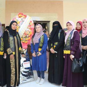 الرابطة الإسلامية تهنئ الطلبة المتفوقين في الثانوية العامة بمحافظة غزة