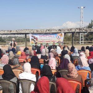 الرابطة الإسلامية تنظم رحلة ترفيهية لطالبات جامعة الإسراء