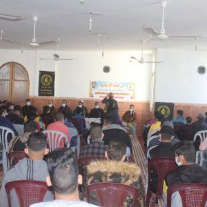:: الرابطة الإسلامية تختتم لقاءات أمراء المدارس ولجانهم في قطاع غزة ::