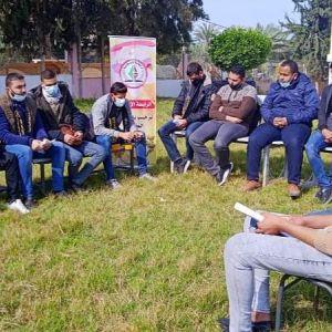 الرابطة الإسلامية تعقد لقاء لكوادرها في الجامعات بالوسطى