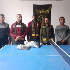 الرابطة الإسلامية تنظم بطولة تنس الطاولة في الوسطى