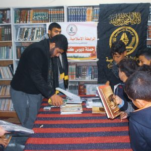 الرابطة الإسلامية تستمر في حملاتها الخدماتية في مساجد شمال غزة