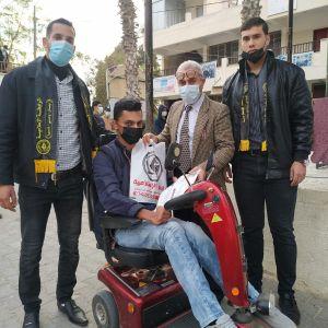 الرابطة الإسلامية تكرم الطلاب المتفوقين بخانيونس