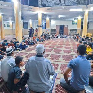 الرابطة الإسلامية: انطلاق حملة صلاتي حياتي في قطاع غزة