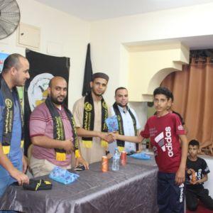 الرابطة الإسلامية تنظم لقاء دعوي للمشاركين في الحملة بالوسطى