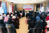 الرابطة الإسلامية تستكمل مخيماتها الصيفية لطالبات الجامعات في محافظات الجنوب والوسطى.