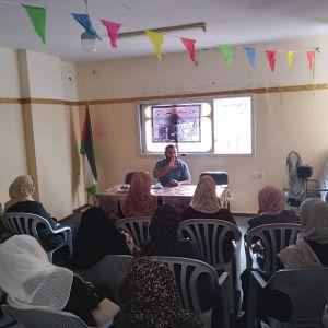 الرابطة الإسلامية* *تعقد لقاءً سياسيا بمحافظة خان يونس