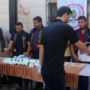 بالصور : الرابطة الإسلامية تستقبل الطلبة في كلية الدعوة شمال غزة